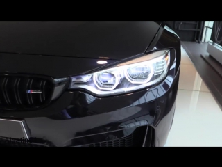 BMW M4 COMPETITION PACKAGE 2016 Start Up Interior Exterior