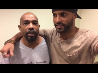 Remember this man didn't pull the trigger! So blessed to call this amazin dude my friend @MikeABeach #Btsbanter