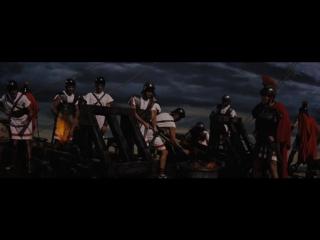 Бен Гур (1959). Морское сражение