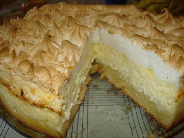 Торт слёзы ангела рецепт с фото