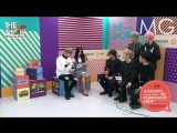 (160906) The Show Warm-up Time with NU'EST (FSG MANGO | Рус. суб)