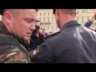 Геи сказали Русскому ВДВ, что это их праздник 2_го августа СПб