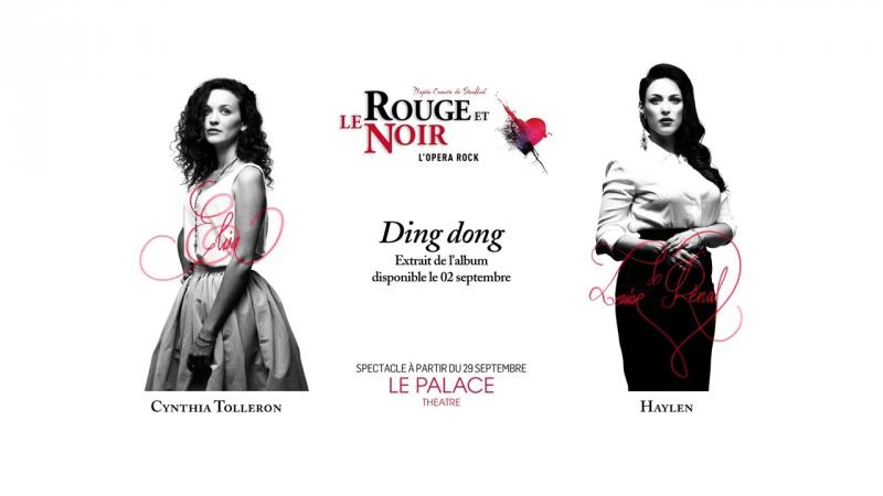 Haylen - Cynthia Tolleron - Ding Dong [EXTRAIT EN EXCLUSIVITE] (Le Rouge et Le Noir)