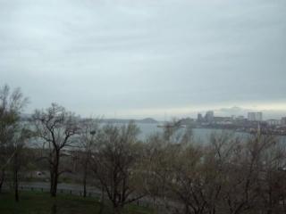 Непогода. Чуркин. Владивосток. Вот такое хреновое лето