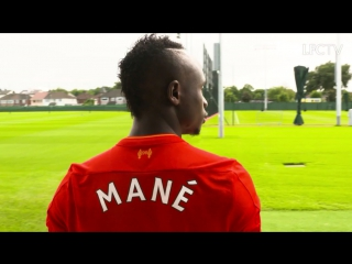 Sadio Mane: the first interview