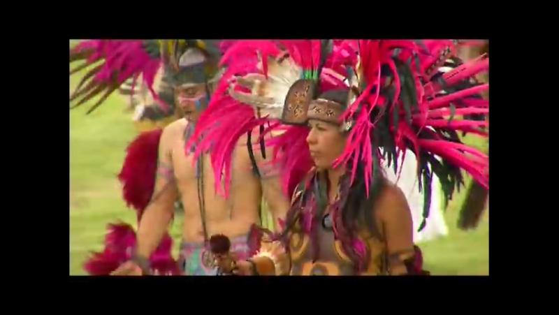 Rompen danzantes Récord Guinness en Teotihuacán
