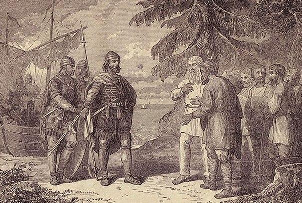 Почему викинги в Скандинавии ничего не знали о «викингах на Руси»?