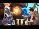 Goliath Огромные роботы с Леммингом и Банзайцем