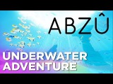 Exploring the Ocean's Depths with ABZU - New GAMEPLAY of Giant Squid's Diving Simulator