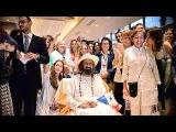 Разминка и медитация с Шри Шри Рави Шанкаром в Панаме 14.12.2016 (28 мин.)