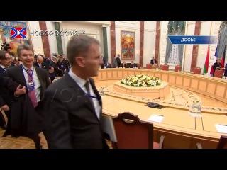 """Меркель и Олланд хотят собрать лидеров """"нормандской четверки"""""""