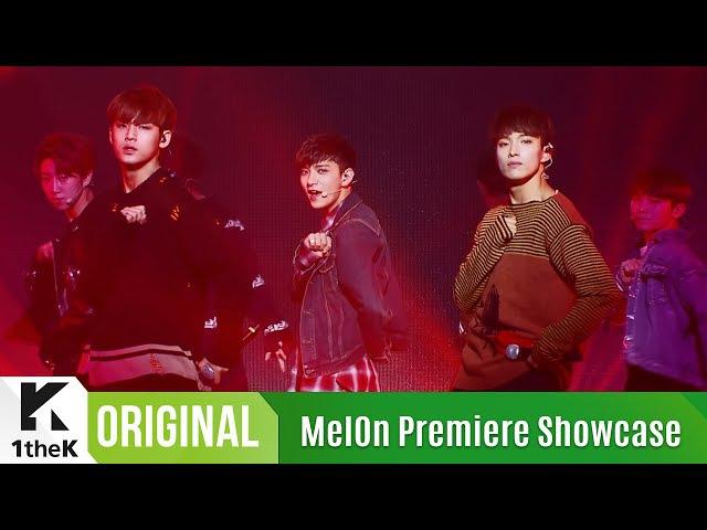 [MelOn Premiere Showcase] SEVENTEEN(세븐틴) _ Chuck(엄지척)
