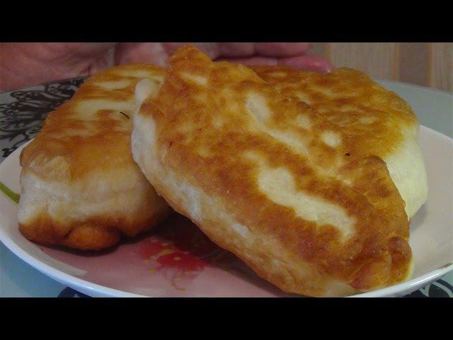 Жареные пирожки с капустой-проверенный рецепт » Freewka.com - Смотреть онлайн в хорощем качестве