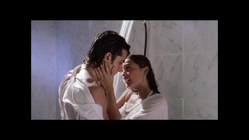 Saif Namrata Shirodkar Under Shower | Kachche Dhaage Movie Scene