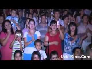 Uzeyir Mehdizade - Mene Gel ( Uzbekistan Konserti ) ( 2013 )