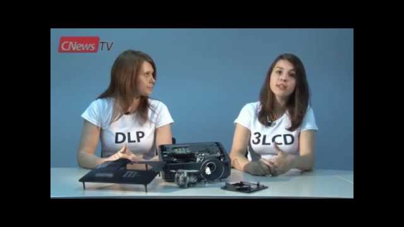 Битва технологий: 3LCD против DLP