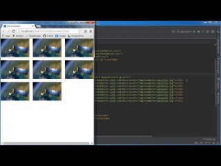 Foundation for Responsive Web Design Tutorial - 4 - Offset and Block Grid
