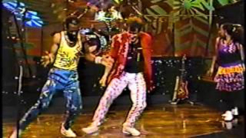 Johnny Clegg Savuka on Johnny Carson, 1988 Don't Walk Away
