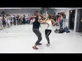 Bachata in Tel Aviv - Motty &amp Gilat and Alex Alberola &amp Danielle Ben-Ari