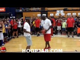 Chris Paul Challenges Michael Jordan If MJ Misses 3 Shots The Whole Camp Gets Free Jordans.HoopJab