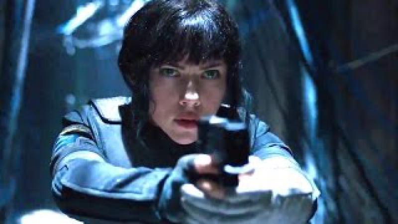 GHOST IN THE SHELL - Official Teaser Trailer (2017) Scarlett Johansson Sci-Fi Movie HD