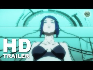 Ghost in the Shell: Arise - border 4 - Ghost Stands Alone Trailer (HD)