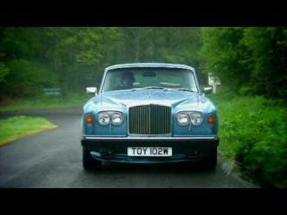 Top Gear Bentley T2 и новый ведущий James May
