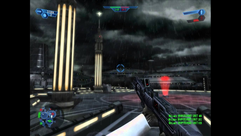 Прохождение Star Wars Battlefront - Миссия 5