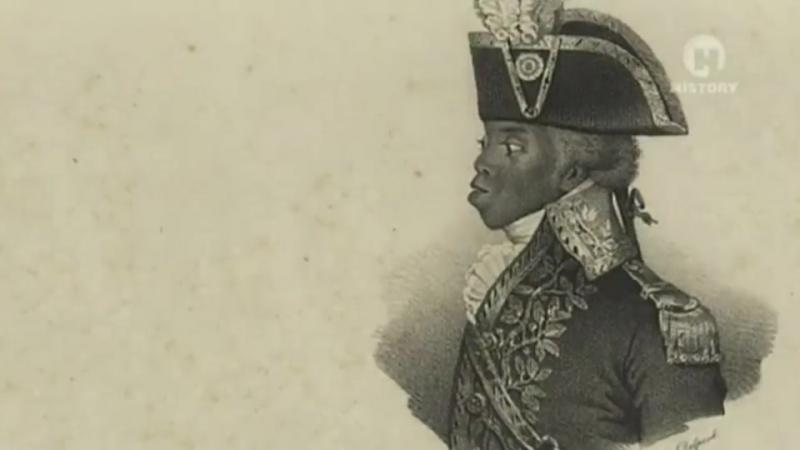 Туссен Лувертюр - гаитянская революция