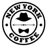 Логотип New York Coffee Тайм-Кафе г. Саратов (антикафе)