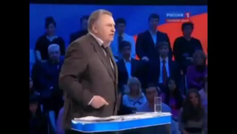 2012 год настоящий Жириновский это не клон говорит куда пропадают дети из России