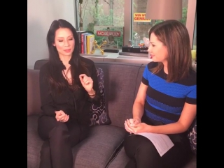 Lucy Liu joins me today to talk all things work, life, and her first Mothers Day as a new mom!