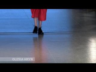 LVIV FASHION WEEK SS 2017 | OLESIA HRYN