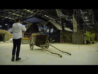 M Christine Nieves — Making The Behind The Scene of Vikings Season 4...