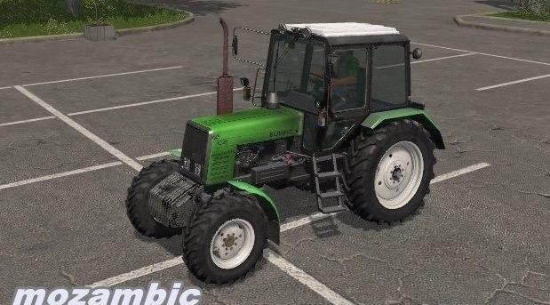 Мод трактор МТЗ 1025