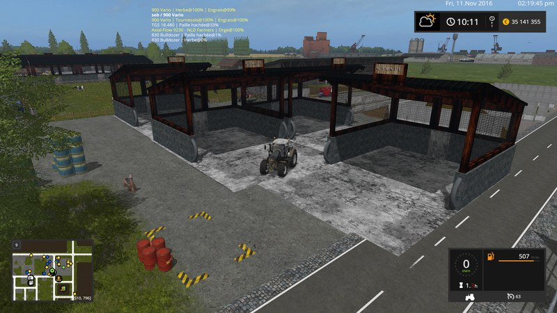 Stockage Placeable v 1.2