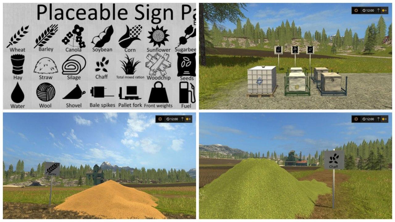 Sign-Pack V 1.4