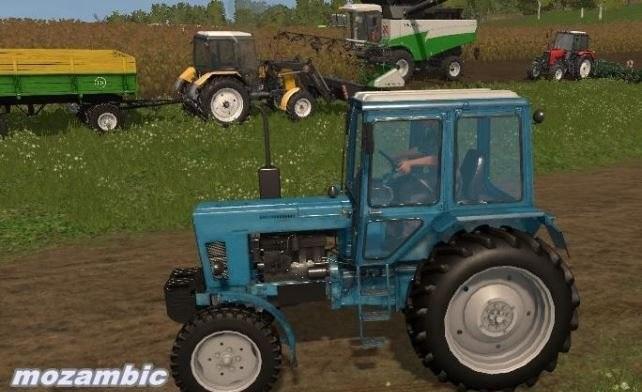 Трактор МТЗ MTZ 80 V 2.0