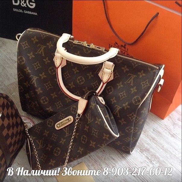 Купить копии женских сумок Луи Витон в интернет-магазине