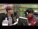 [РУСС САБ] 160425 EXO Suho @ Radio Sukira - Leeteuk and Yesungs Phone Call