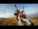 Полет на горе Гемба Боржава Карпаты 10 09 2016 GOPR4160