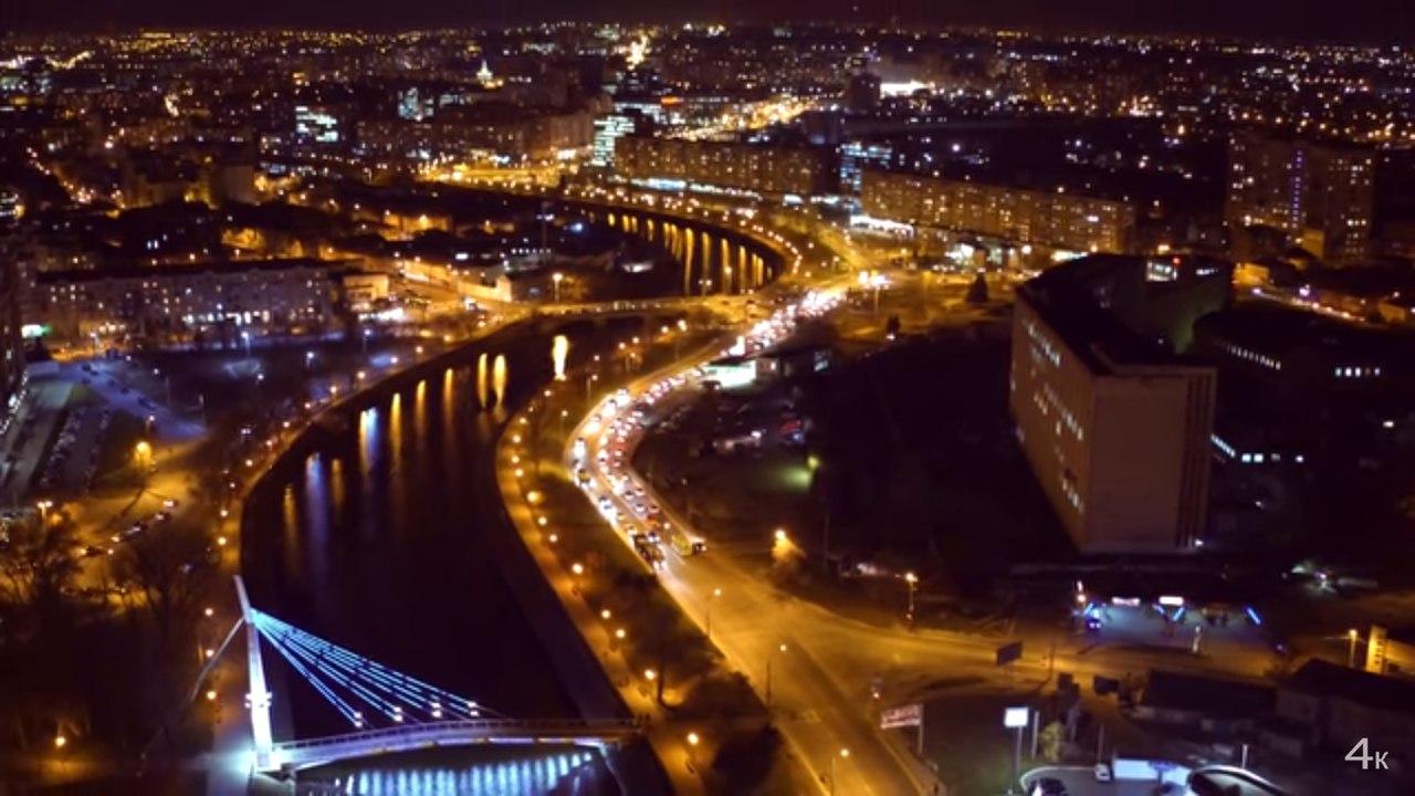 Харьковчанам показали город с высоты птичьего полета (ВИДЕО)