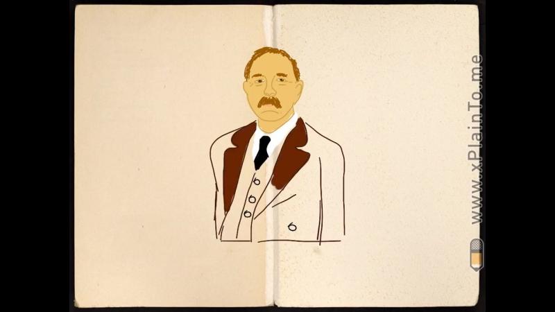 Буктрейлер по книге Артура Конана Дойла «Затерянный мир»