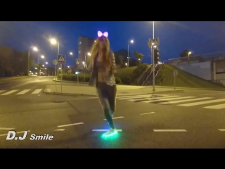 DJ.Black-Fenix;D.J.Smile-Best Shuffle Dance (Electro House Music 2016) (Part 4)