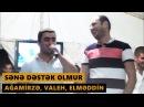 Biri sene destek olmur 2016 (Ağamirzə, Valeh, Elməddin) Meyxana