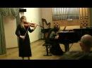 Schnittke Viola Concerto (1 2 mov.) (Шнитке Концерт для альта с оркестром) Anastasia Sofina (live)