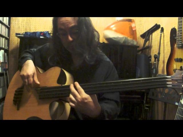 Dolphin Guitars - UAG (Uehara Acoustic Guitars):ABP =Acoustic Bass Project= No.3