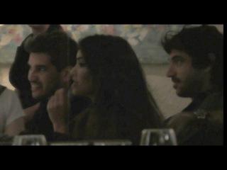 Infraganti Lali Espósito y su novio Santiago en @EnjoyPDE Exclusivo @LaliEspos