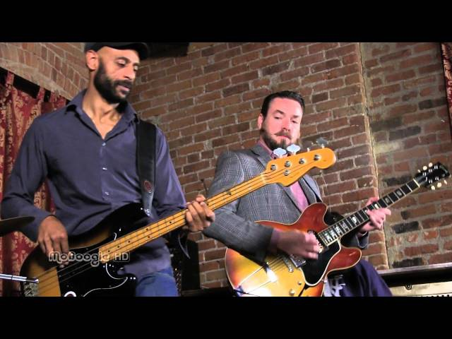 THE NEW MASTERSOUNDS - Yo Momma - stripped down MoBoogie Loft Session