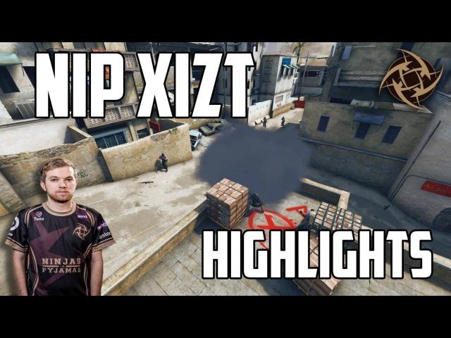 CS:GO   Richard Xizt Landström Highlights (Fragmovie)